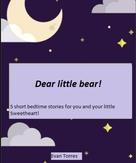 Evan Torres: Dear little bear!