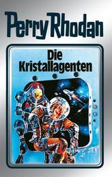 """Perry Rhodan 34: Die Kristallagenten (Silberband) - 2. Band des Zyklus """"M 87"""""""