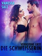Vanessa Salt: Verbotene Orte: die Schweißerin - Erotische Novelle