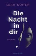 Leah Konen: Die Nacht in dir ★★★★