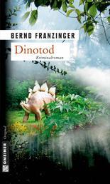 Dinotod - Tannenbergs vierter Fall