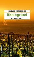 Susanne Kronenberg: Rheingrund ★★★★