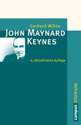 John Maynard Keynes - Eine Einführung