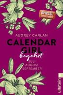 Audrey Carlan: Calendar Girl - Begehrt ★★★★
