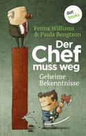 Fenna Williams: Der Chef muss weg ★★★