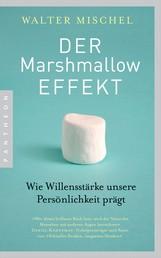 Der Marshmallow-Effekt - Wie Willensstärke unsere Persönlichkeit prägt