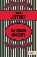 Roderic Jeffries: Der tödliche Kunstgriff ★★★★