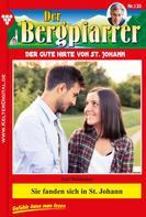 Toni Waidacher: Der Bergpfarrer 130 – Heimatroman ★★★★★