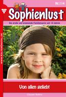 Bettina Clausen: Sophienlust 114 – Familienroman ★★★★★