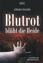 Blutrot blüht die Heide - Historischer Kriminalroman