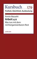 Armin Nassehi: Arbeit 4.0