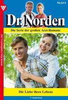 Patricia Vandenberg: Dr. Norden 611 – Arztroman ★★★★
