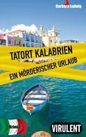 Barbara Ludwig: Tatort Kalabrien ★★★