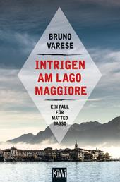 Intrigen am Lago Maggiore - Ein Fall für Matteo Basso