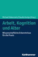 Michael Falkenstein: Arbeit, Kognition und Alter