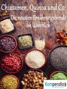 Robert Sasse: Chiasamen, Quinoa und Co: