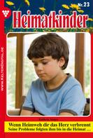 Kathrin Singer: Heimatkinder 23 – Heimatroman