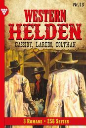 Western Helden 13 – Erotik Western - El Paso, heißer als die Hölle