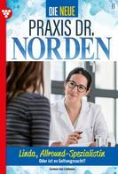Carmen von Lindenau: Die neue Praxis Dr. Norden 11 – Arztserie