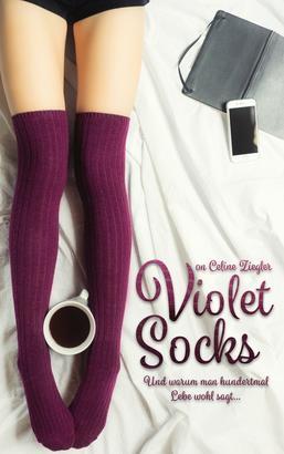 Violet Socks