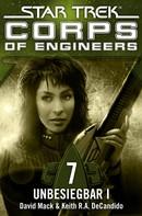 David Mack: Star Trek - Corps of Engineers 07: Unbesiegbar 1 ★★★★