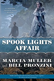 The Spook Lights Affair - A Carpenter and Quincannon Mystery