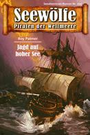 Roy Palmer: Seewölfe - Piraten der Weltmeere 294 ★★★★