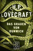 H.P. Lovecraft: Das Grauen von Dunwich ★★★★