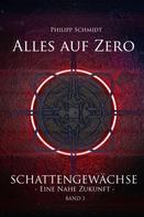 Philipp Schmidt: Alles auf Zero