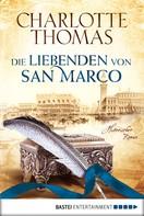 Charlotte Thomas: Die Liebenden von San Marco ★★★★★