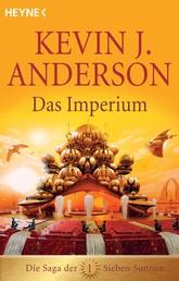 Das Imperium - Die Saga der Sieben Sonnen 1