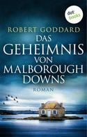 Robert Goddard: Und Friede den Toten ★★★★