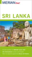 Elke Homburg: MERIAN live! Reiseführer Sri Lanka ★★