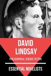 Essential Novelists - David Lindsay - philosophical science fiction