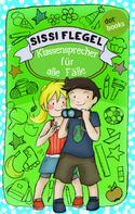 Sissi Flegel: Die Grundschul-Detektive - Band 3: Klassensprecher für alle Fälle ★★★★★