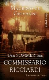 Der Sommer des Commissario Ricciardi - Kriminalroman