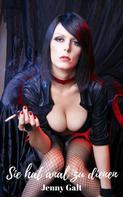 Jenny Galt: Sie hat anal zu dienen ★★★