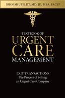 Adam Winger: Textbook of Urgent Care Management