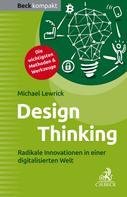 Michael Lewrick: Design Thinking