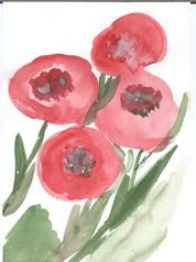 Der Hortensienbusch