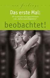 Das erste Mal: beobachtet! - 27 erotische Kurzgeschichten voll Sehenswürdigkeiten