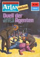 H. G. Francis: Atlan 239: Duell der Agenten ★★★★★