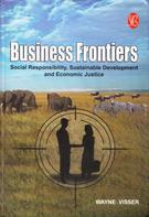 Wayne Visser: Business Frontiers