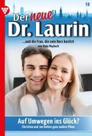 Viola Maybach: Der neue Dr. Laurin 18 – Arztroman ★★★★