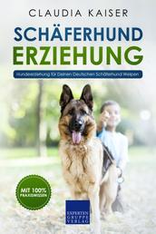 Schäferhund Erziehung - Hundeerziehung für Deinen Deutschen Schäferhund Welpen