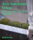 Jens Lagemann: Leben