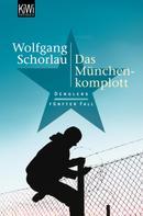 Wolfgang Schorlau: Das München-Komplott ★★★★★