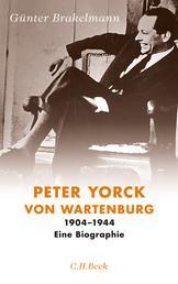 Peter Yorck von Wartenburg - 1904-1944