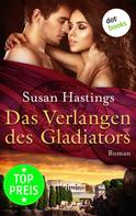 Susan Hastings: Das Verlangen des Gladiators ★★★★