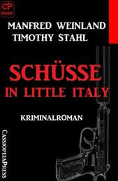 Schüsse in Little Italy